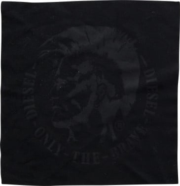 Diesel lens cloth in Black