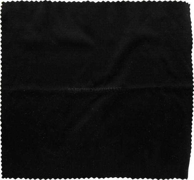 Emporium Armani lens cloth in Black