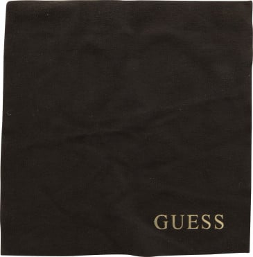Guess Lens Cloth in Black/Silver