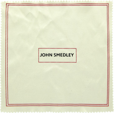 John Smedley Lens Cloth in Cream