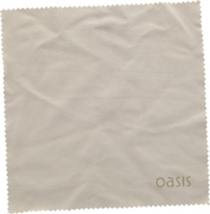 Oasis Lens Cloth in Nude