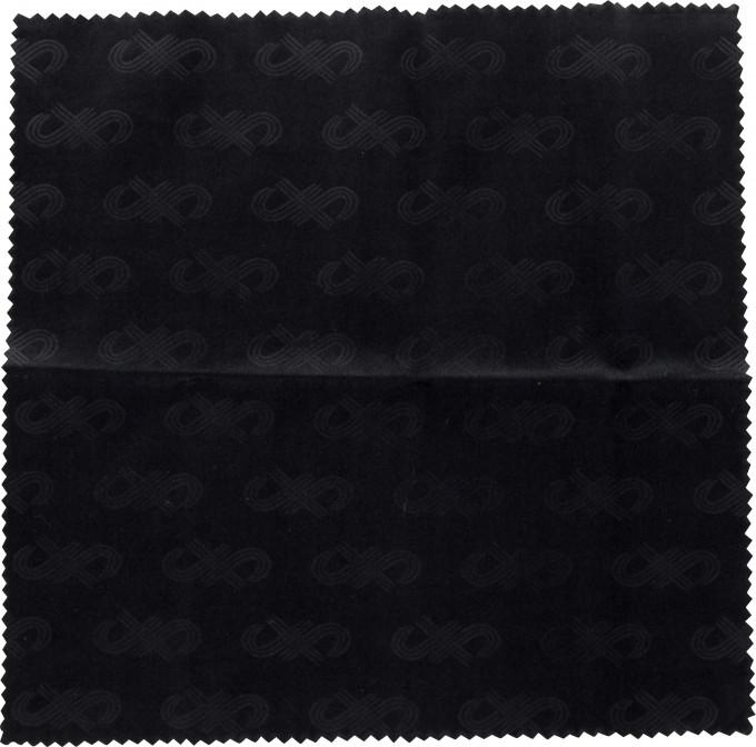 Jaeger Lens Cloth in Black