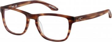 O'Neill CRUZ Glasses in Matte Green Horn
