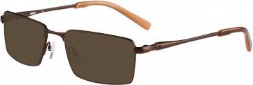 Cat CTO-M01 Sunglasses in Matt Brown