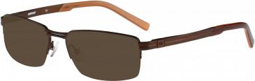 Cat CTO-M04 Sunglasses in Matt Brown