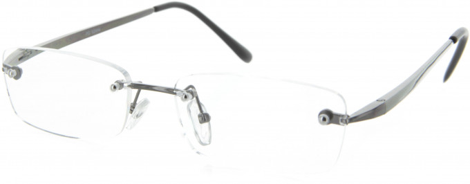 SFE 9308 Ready-made Reading Glasses in Gunmetal