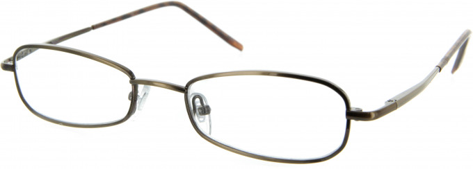 SFE 9309 Ready-made Reading Glasses in Gold