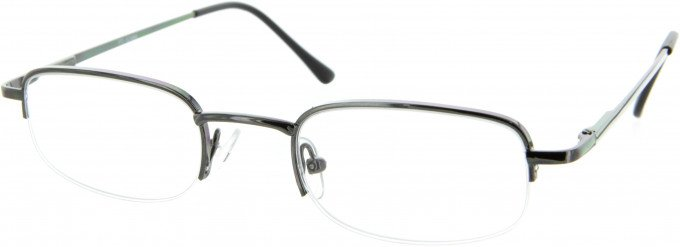 SFE 9312 Ready-made Reading Glasses in Gunmetal