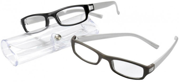 SFE 9324 Ready-made Reading Glasses in Black