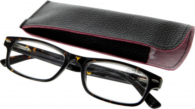 SFE 9327 Ready-made Reading Glasses in Tortoiseshell