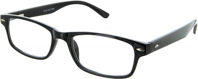 SFE 9327 Ready-made Reading Glasses in Black