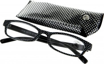 SFE 9329 Ready-made Reading Glasses in Black