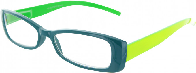 SFE 9331 Ready-made Reading Glasses in Blue/Green