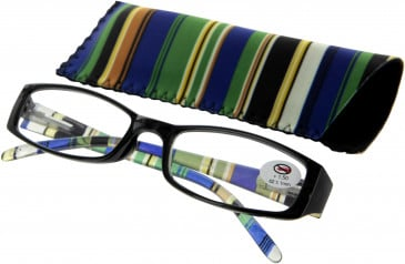 SFE 9332 Ready-made Reading Glasses in Blue