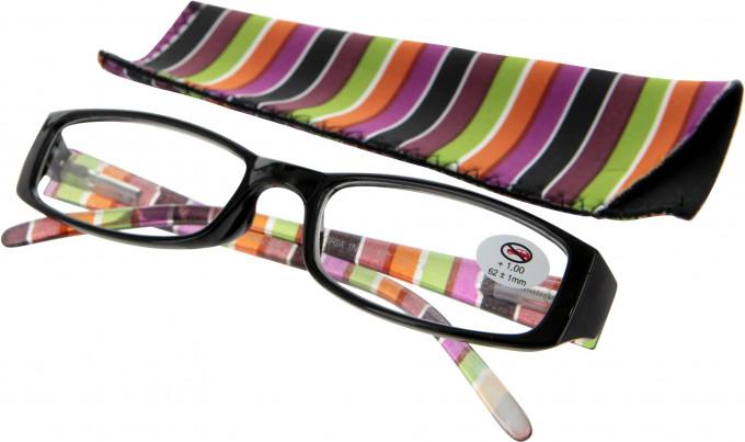 SFE 9332 Ready-made Reading Glasses in Orange