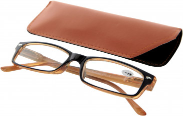 SFE 9333 Ready-made Reading Glasses in Orange