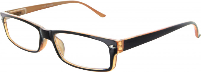 SFE 9333 Ready-made Reading Glasses in Orange