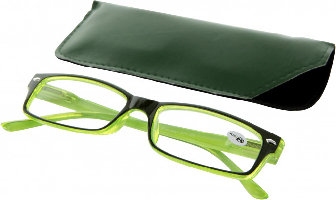 SFE 9333 Ready-made Reading Glasses in Green