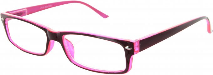 SFE 9333 Ready-made Reading Glasses in Pink