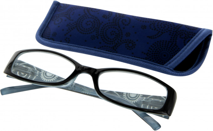 SFE 9334 Ready-made Reading Glasses in Blue