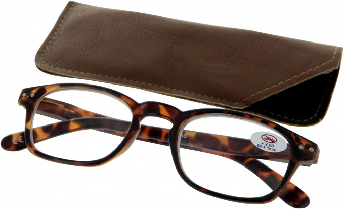 SFE 9335 Ready-made Reading Glasses in Tortoiseshell