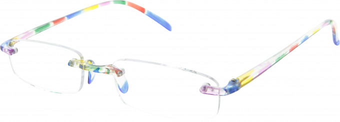 SFE 9337 Ready-made Reading Glasses in Rainbow