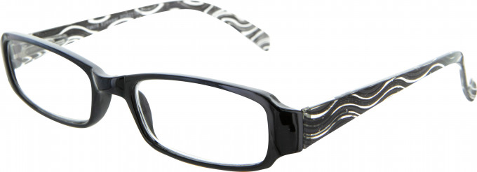 SFE 9338 Ready-made Reading Glasses in Black