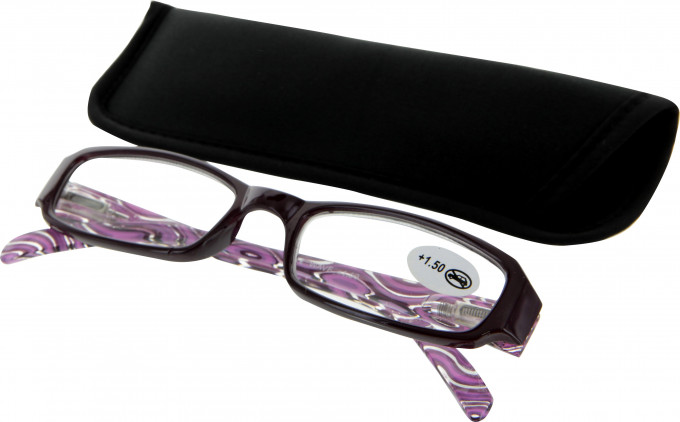 SFE 9338 Ready-made Reading Glasses in Purple