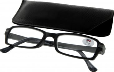 SFE 9339 Ready-made Reading Glasses in Black