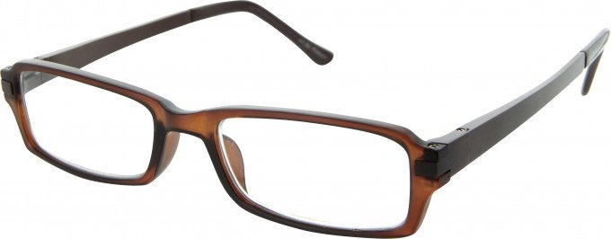 SFE 9339 Ready-made Reading Glasses in Brown