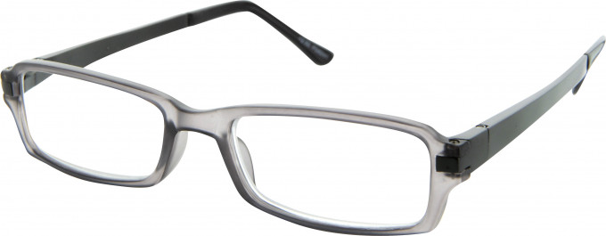 SFE 9339 Ready-made Reading Glasses in Grey