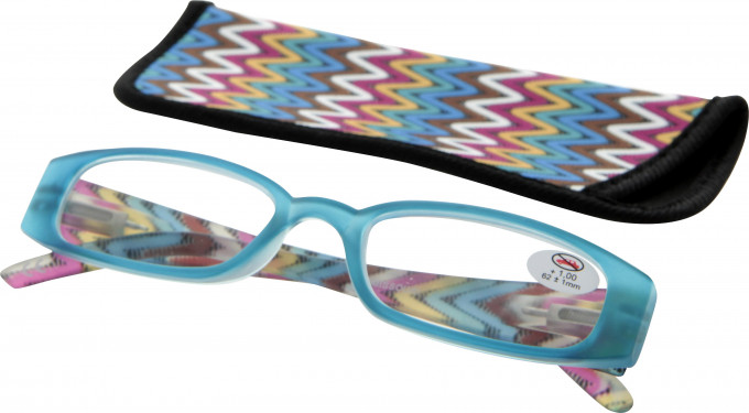 SFE 9341 Ready-made Reading Glasses in Blue