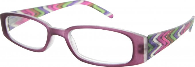 SFE 9341 Ready-made Reading Glasses in Purple
