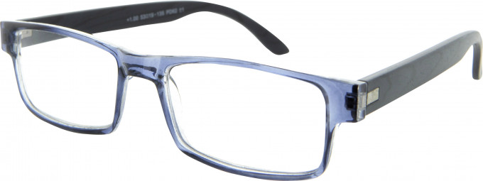 SFE 9342 Ready-made Reading Glasses in Blue