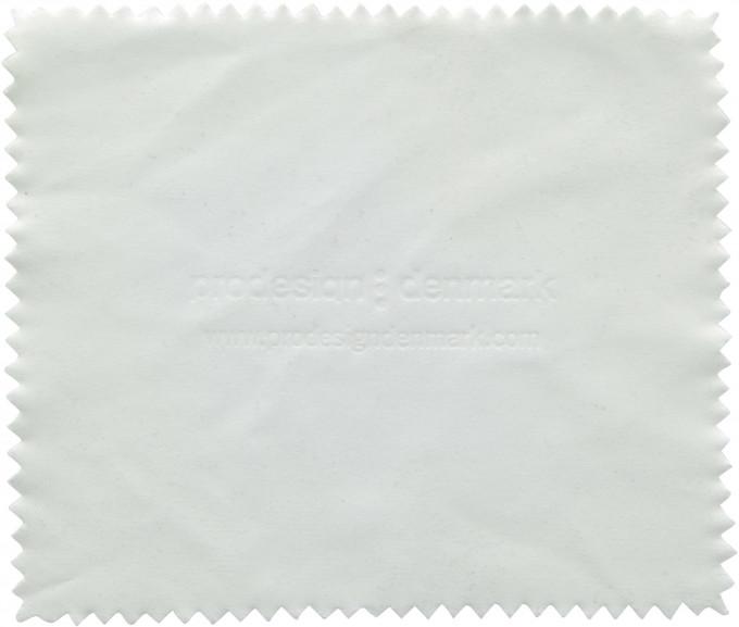 Prodesign Denmark lens cloth in White