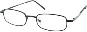 SFE +2.50 Metal Petite Ready-made Reading Glasses