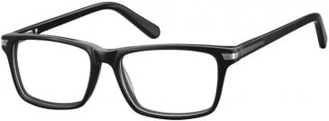 SFE-9370 Glasses in Black