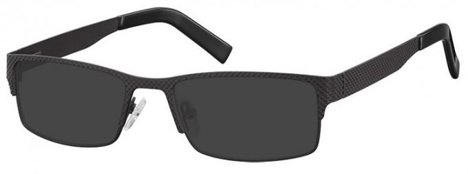 SFE-9372 Sunglasses in Black