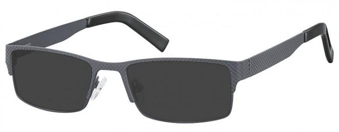 SFE-9372 Sunglasses in Gunmetal