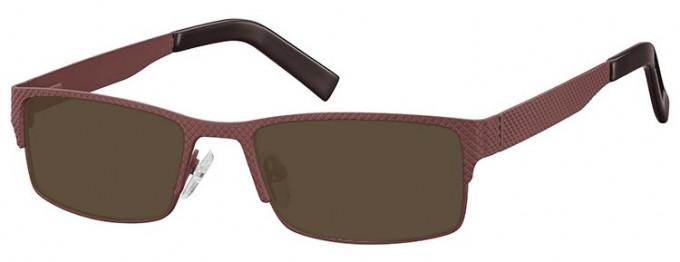SFE-9372 Sunglasses in Brown