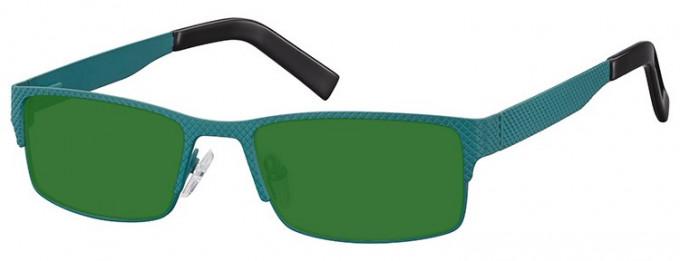 SFE-9372 Sunglasses in Petrol