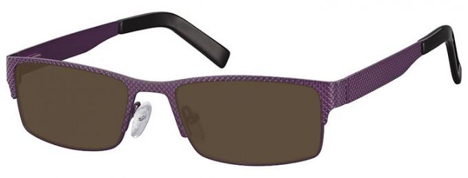 SFE-9372 Sunglasses in Purple
