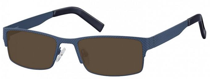 SFE-9372 Sunglasses in Blue