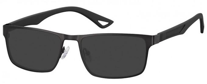 SFE-9356 Sunglasses in Black