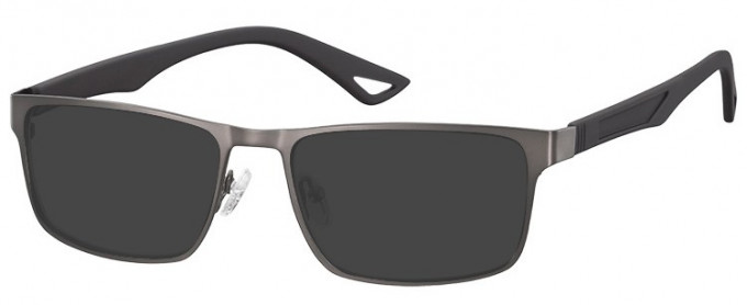 SFE-9356 Sunglasses in Gunmetal