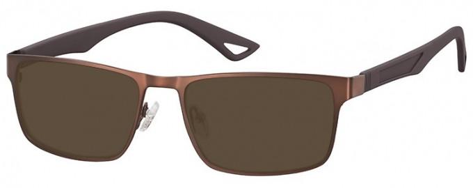 SFE-9356 Sunglasses in Brown