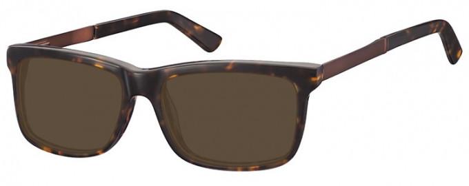 SFE-9366 Sunglasses in Turtle