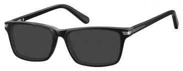 SFE-9370 Sunglasses in Black