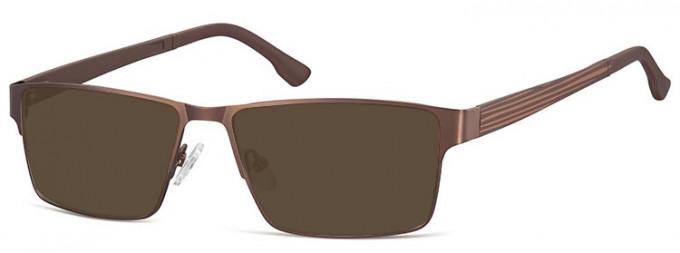SFE-9352 Sunglasses in Brown