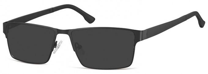 SFE-9352 Sunglasses in Black